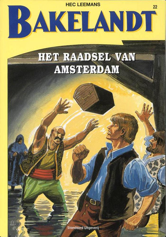 Het raadsel van amsterdam