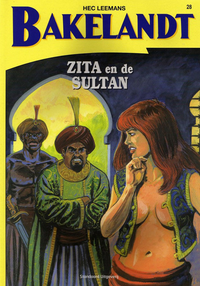 Zita en de sultan