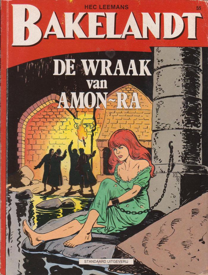 De wraak van Amon~Ra