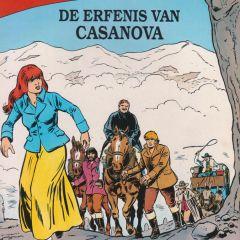 De erfenis van casanova