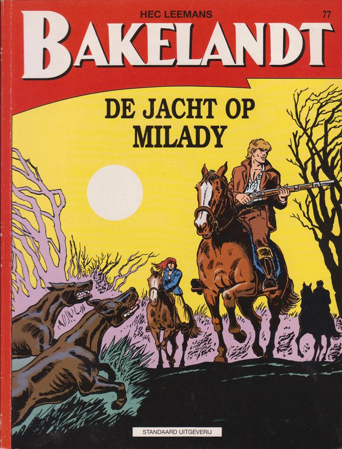 De jacht op milady
