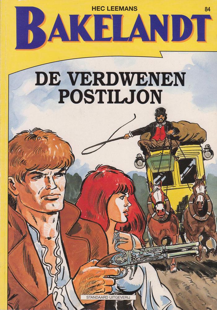 De verdwenen postiljon