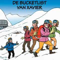 De bucketlist van Xavier