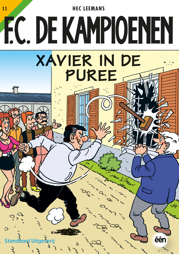 Xavier in de puree