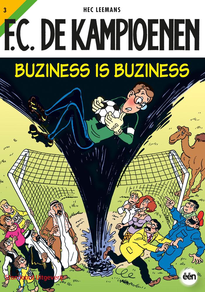 Buziness is buziness