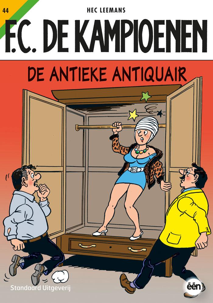De antieke antiquair