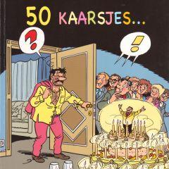 50 kaarsjes