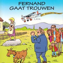 Fernand gaat trouwen