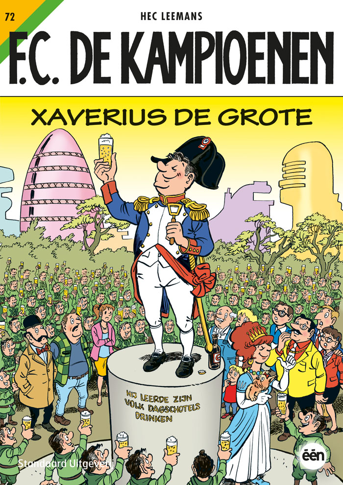 Xavierius de grote