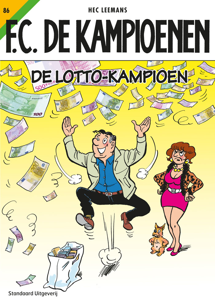 De lotto-kampioen