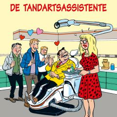 De tandartsassistente