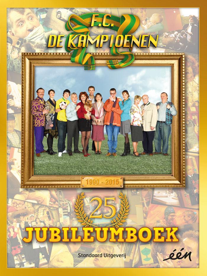 Jubileumboek (1990 - 2015)