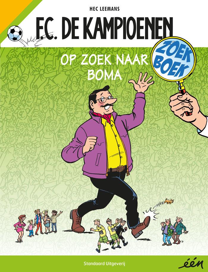 Op zoek naar Boma