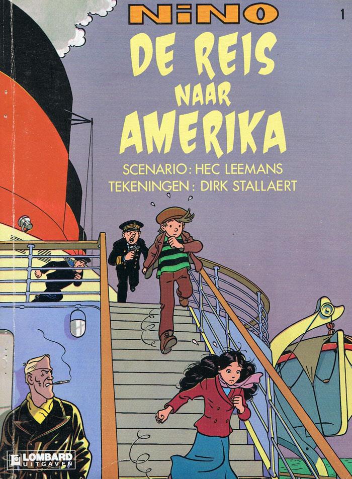 De reis naar Amerika
