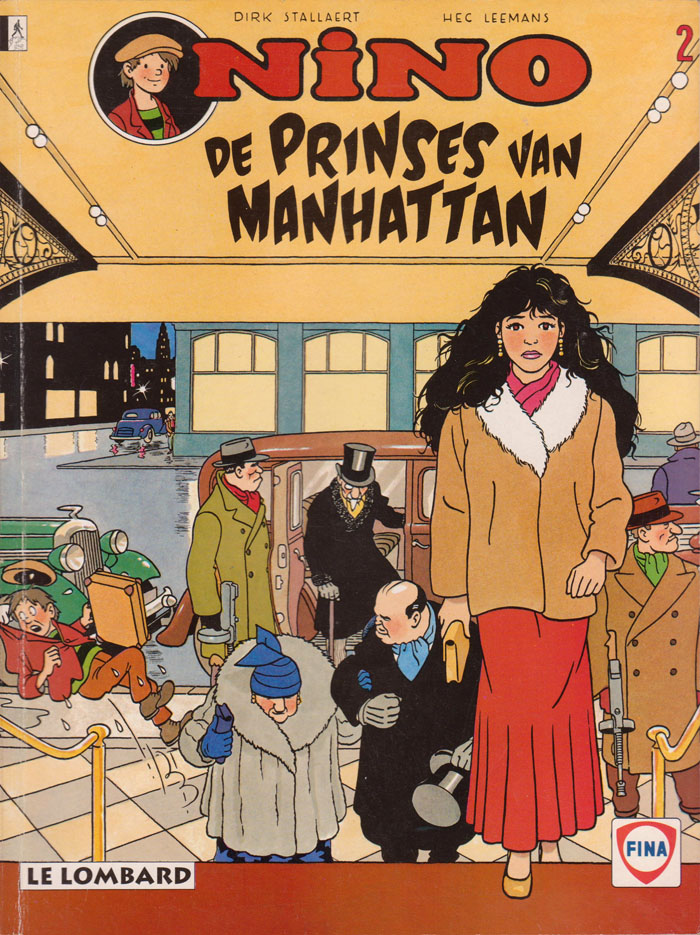 De prinses van Manhattan