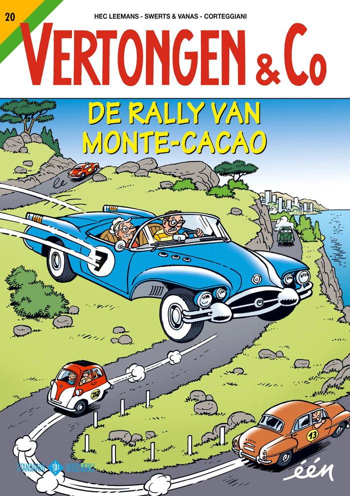 De rally van Monte-Cacao