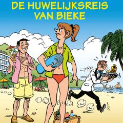 De huwelijksreis van Bieke