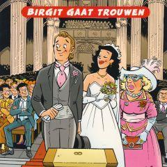 Birgit gaat trouwen