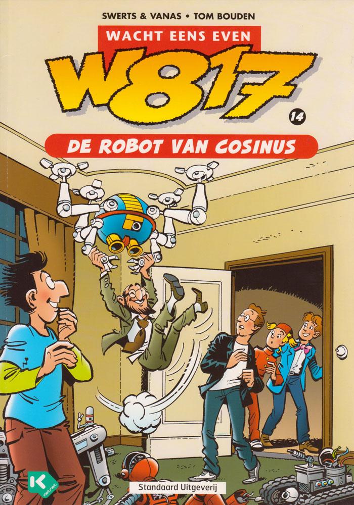 De robot van cosinus