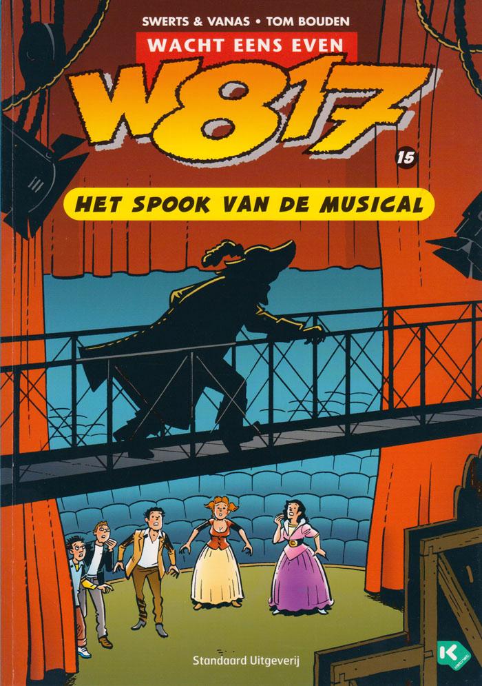 Het spook van de musical