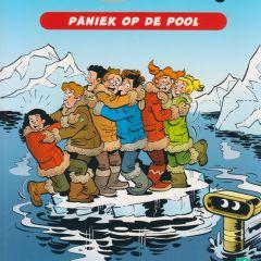 Paniek op de pool