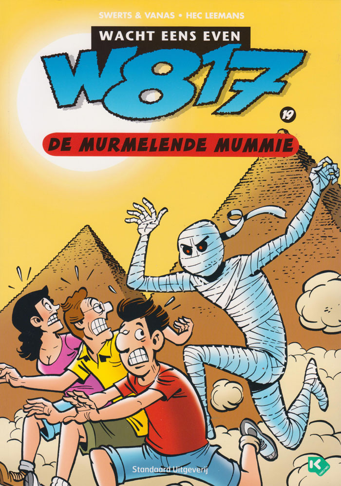 De murmelende mummie