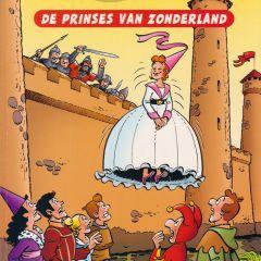 De prinses van zonderland