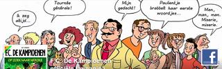 F.C. De Kampioenen [strip]